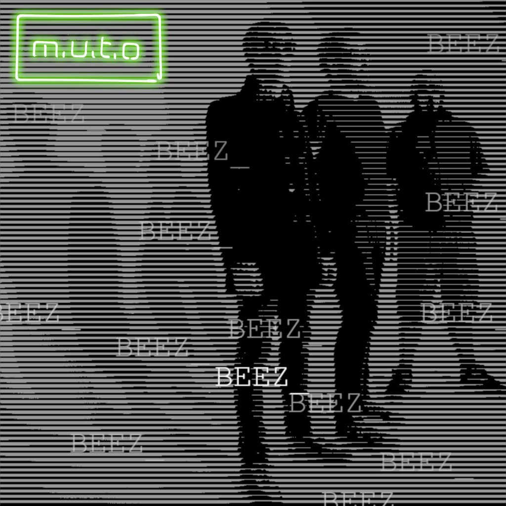 MUTO BEEZ_ single cover