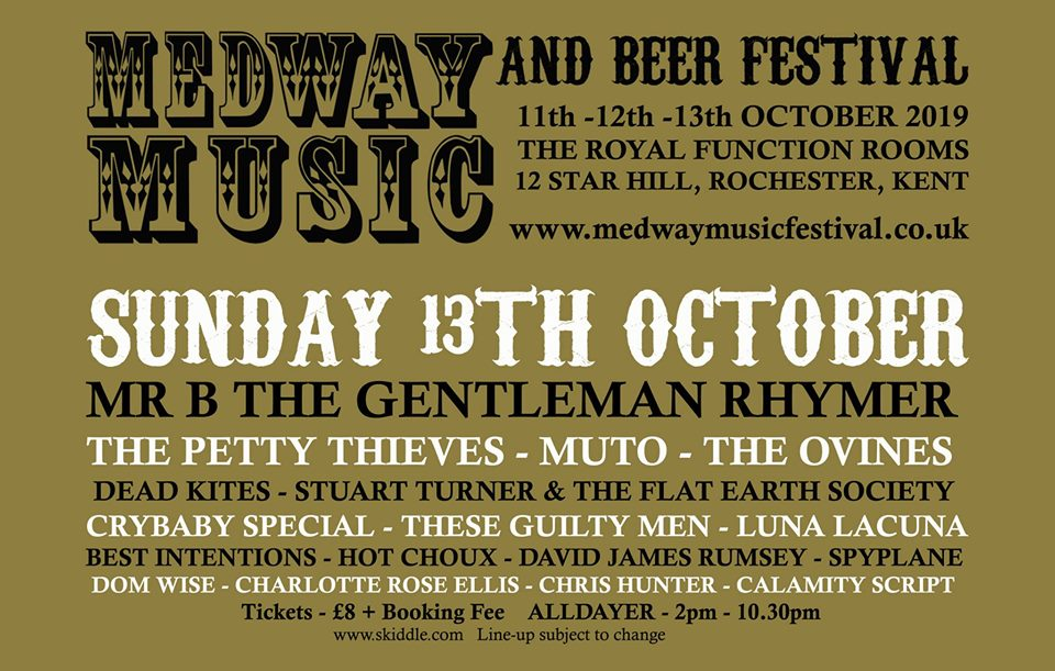 Medway Music and Beer Festival